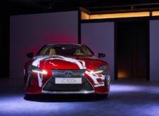 Lexus Lc 500h Art Car Concurso 03