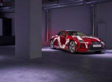 Lexus Lc 500h Art Car Concurso 04