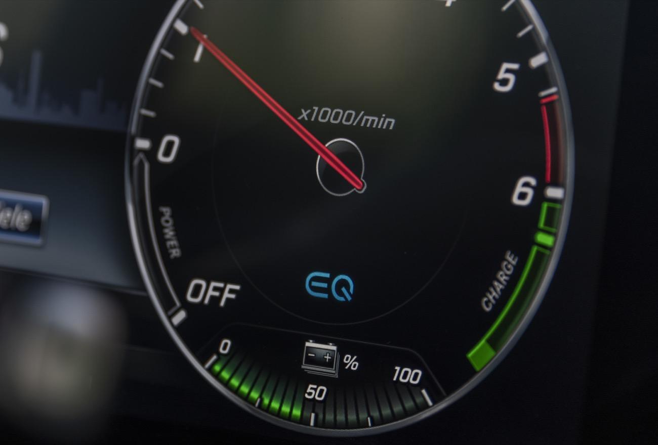 Mercedes E 300 e