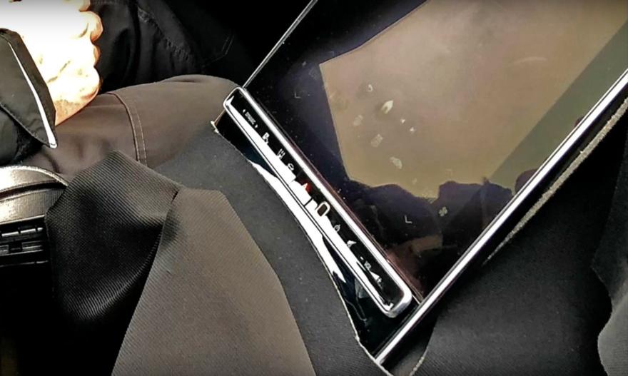 Nuevo Mercedes Clase S Video Espia 03