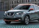 El nuevo Nissan Juke deja ver su silueta frontal en la última fotografía mostrada