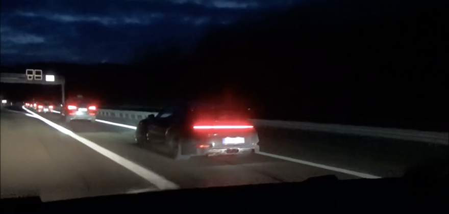 Porsche 911 Gt3 Video Espia 01