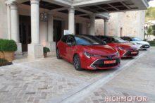 Presentación y prueba Toyota Corolla: llega la revolución en forma de compacto híbrido