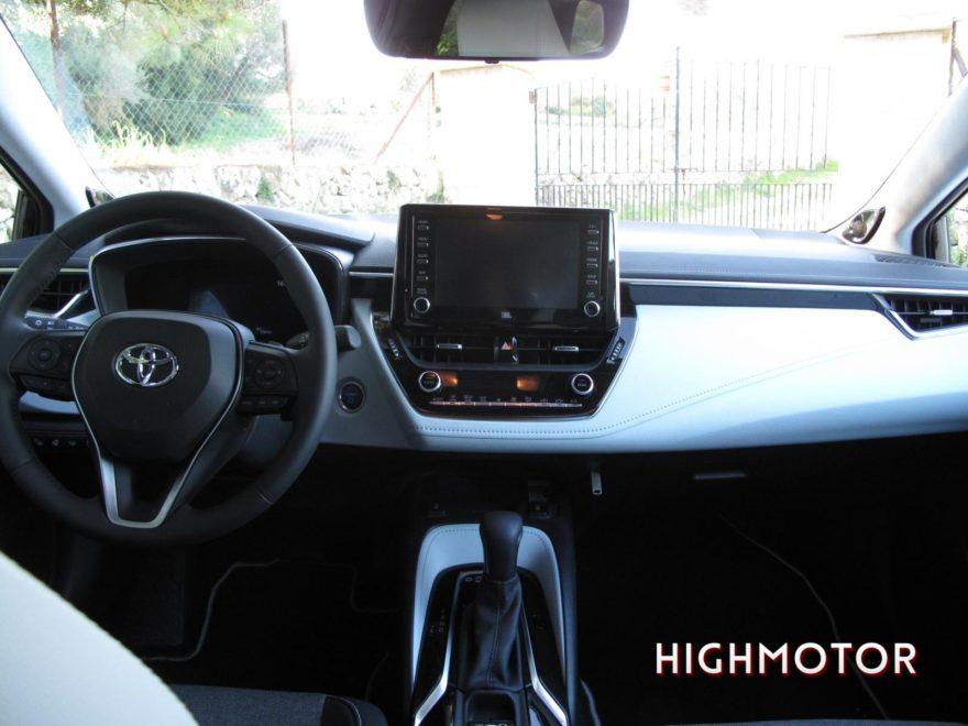 Toyota Corolla Presentacion Prueba34