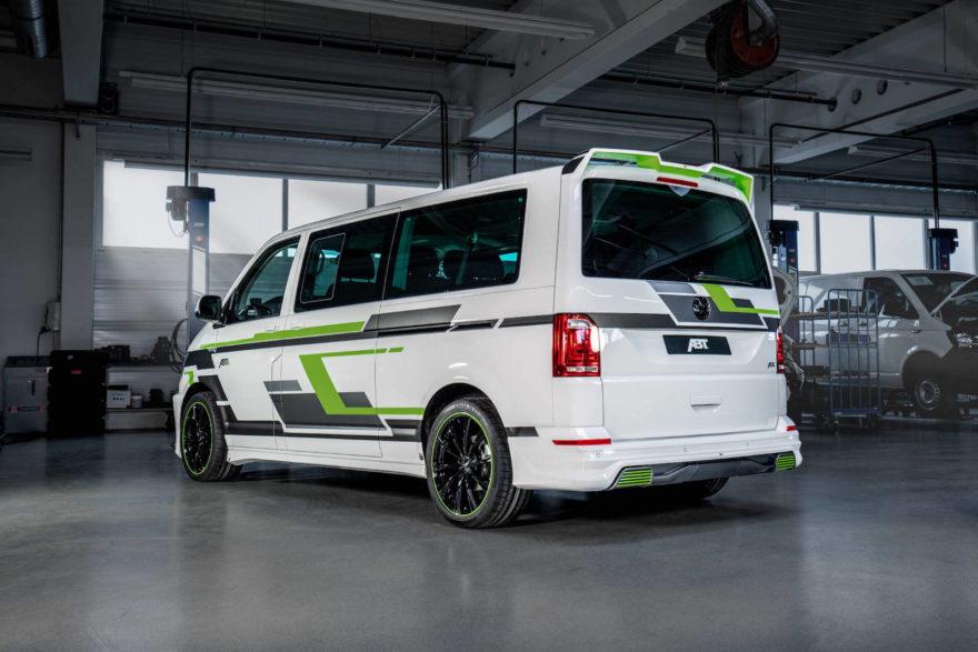 Volkswagen E Transporter Abt Furgoneta Electrica 04
