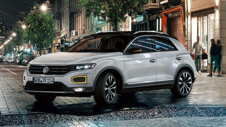 Volkswagen T Roc Limited Edition