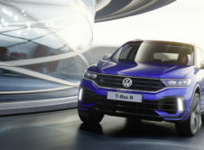 The New Volkswagen T Roc R