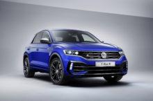 El Volkswagen T-Roc R llega a España con 300 CV y un precio de partida de 47.785 euros
