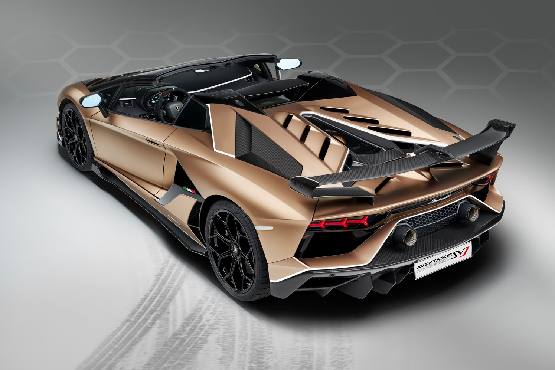 Lamborghini Aventador Svj Roadster (19)