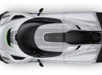 Alzado Koenigsegg Jesko