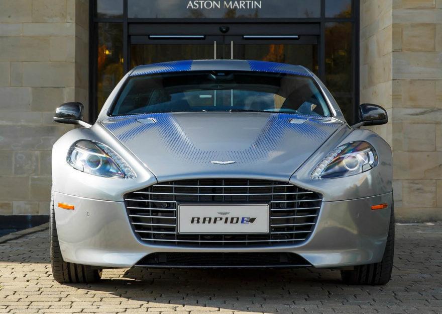 Aston Martirn Rapid E James Bond (3)