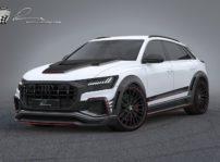 Audi Q8 Lumma Design (1)