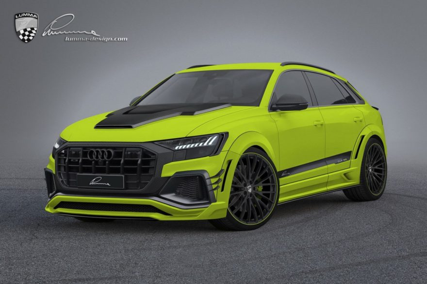 Audi Q8 Lumma Design (3)