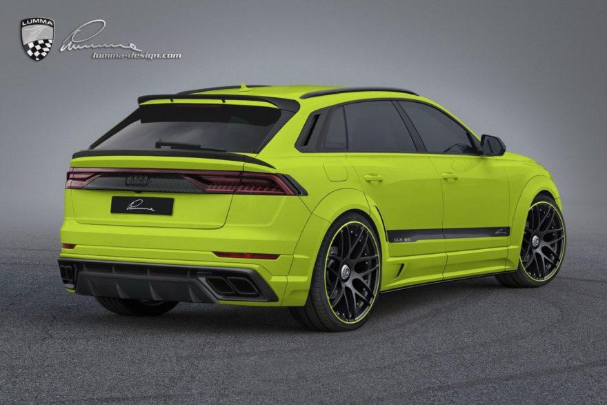 Audi Q8 Lumma Design (4)