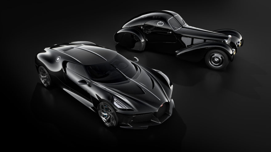 Bugatti Voiture Noire 1