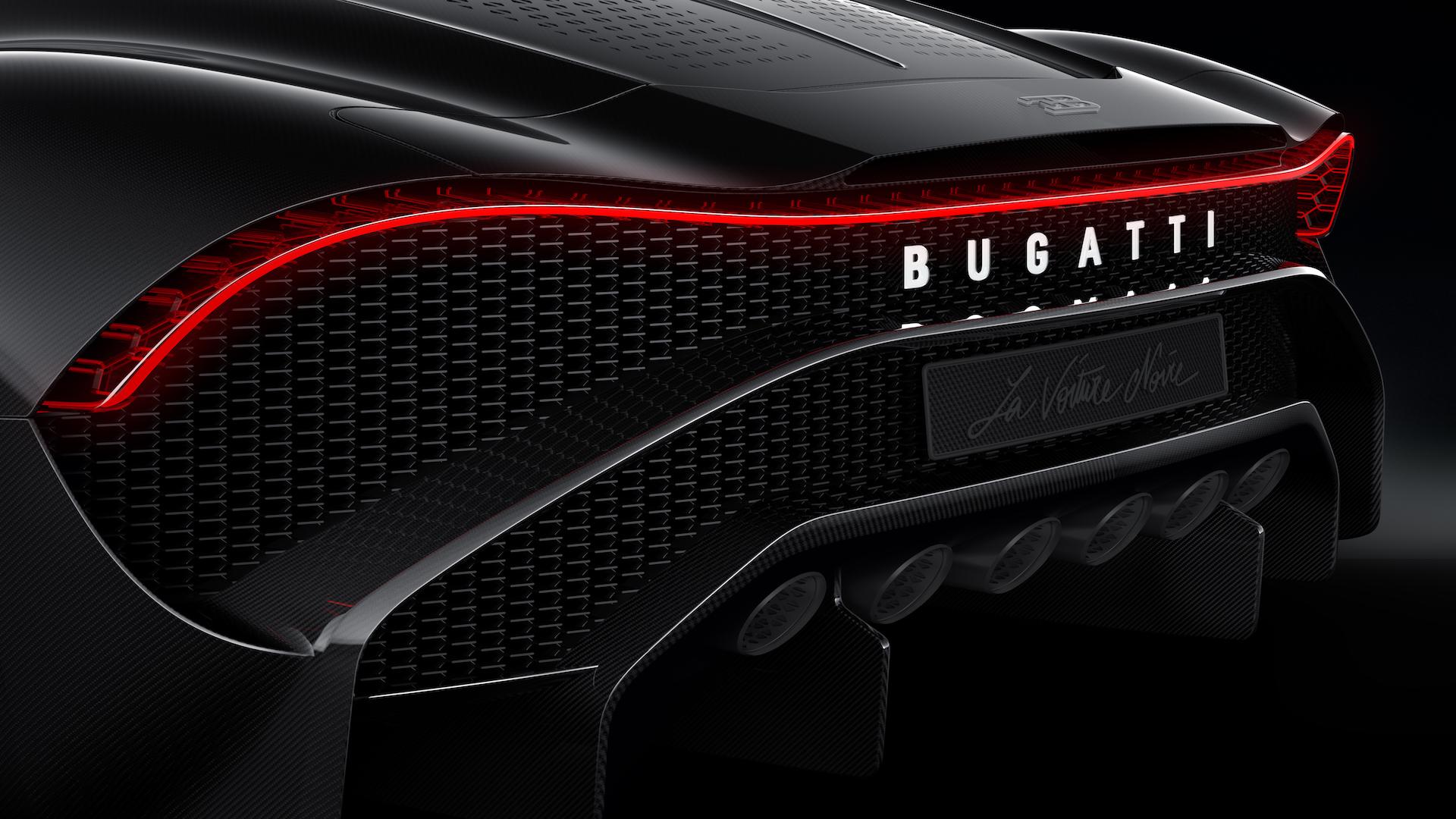 Bugatti Voiture Noire 12