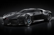 'La Voiture Noire', el coche más caro del mundo rinde homenaje al mítico Bugatti Type 57 Atlantic