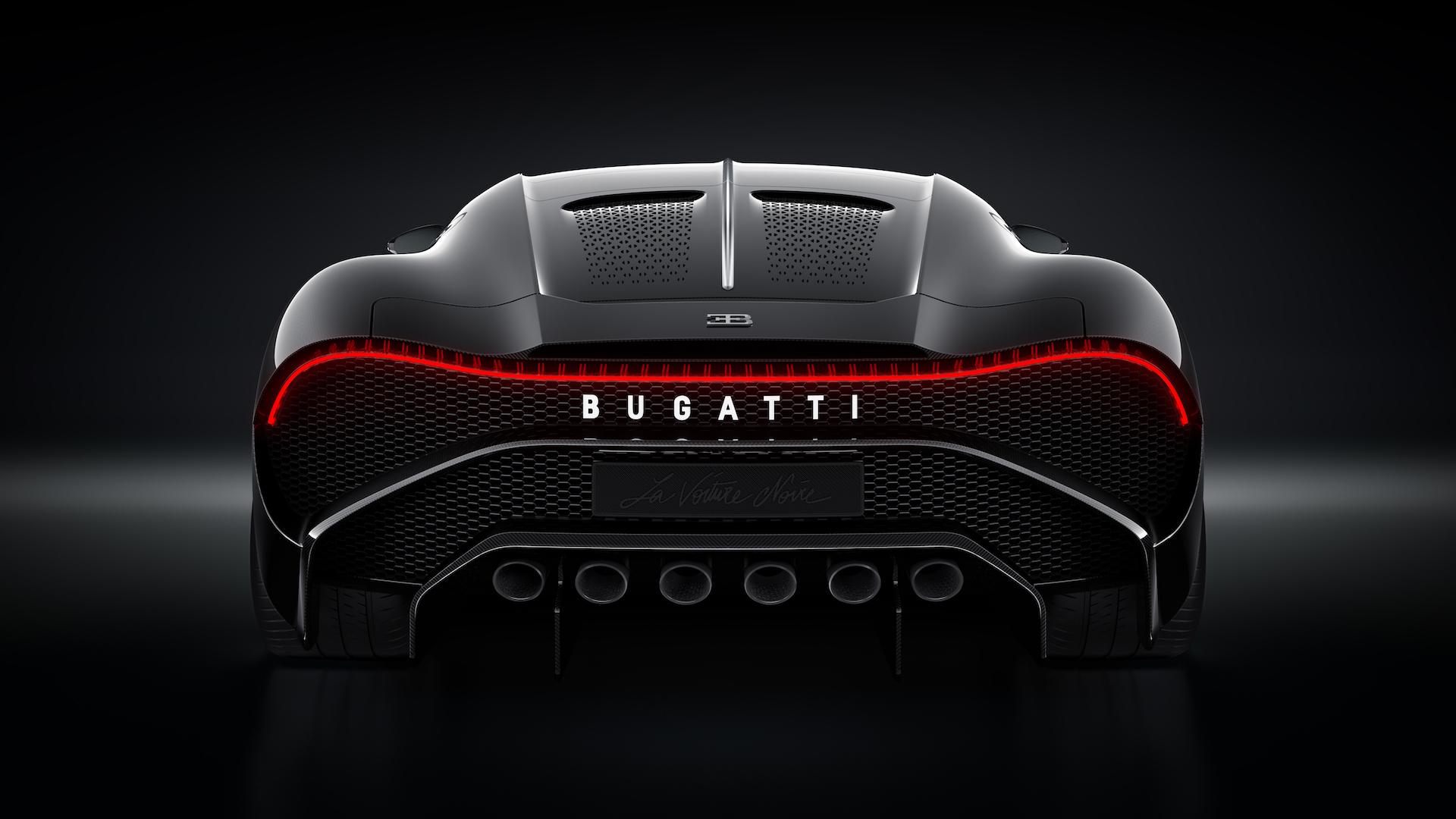 Bugatti Voiture Noire 6