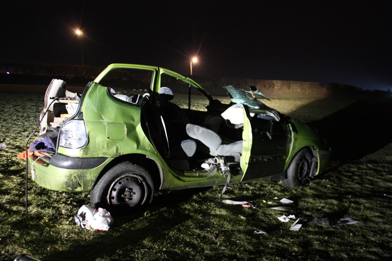 causas accidente tráfico