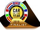 Jaguar I-Pace, «Coche del Año» 2019