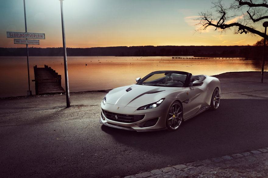 Ferrari Portofino Novitec 684 Cv 12