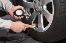 Cómo medir correctamente la presión de los neumáticos
