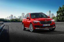 Skoda Kamiq, el nuevo SUV urbano llega con cinco motorizaciones