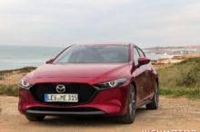 Mazda introducirá modelos híbridos enchufables en 2021