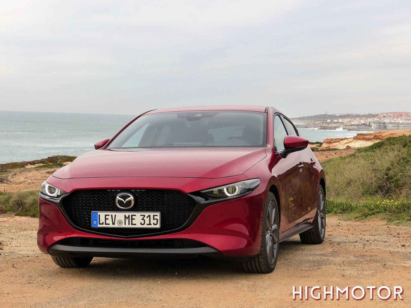 Mazda3 2019 Lis0019