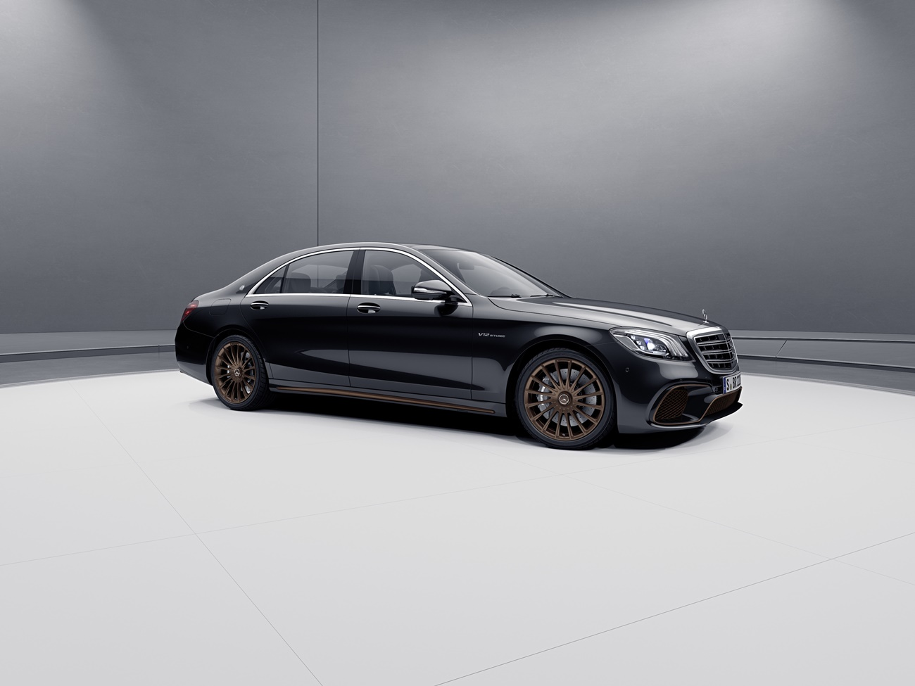 Mercedes-AMG S 65 Final Edition 2019