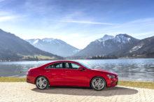 El nuevo Mercedes-Benz CLA Coupé aterriza en España como el hermano pequeño del CLS y con un precio de partida de 31.400 euros