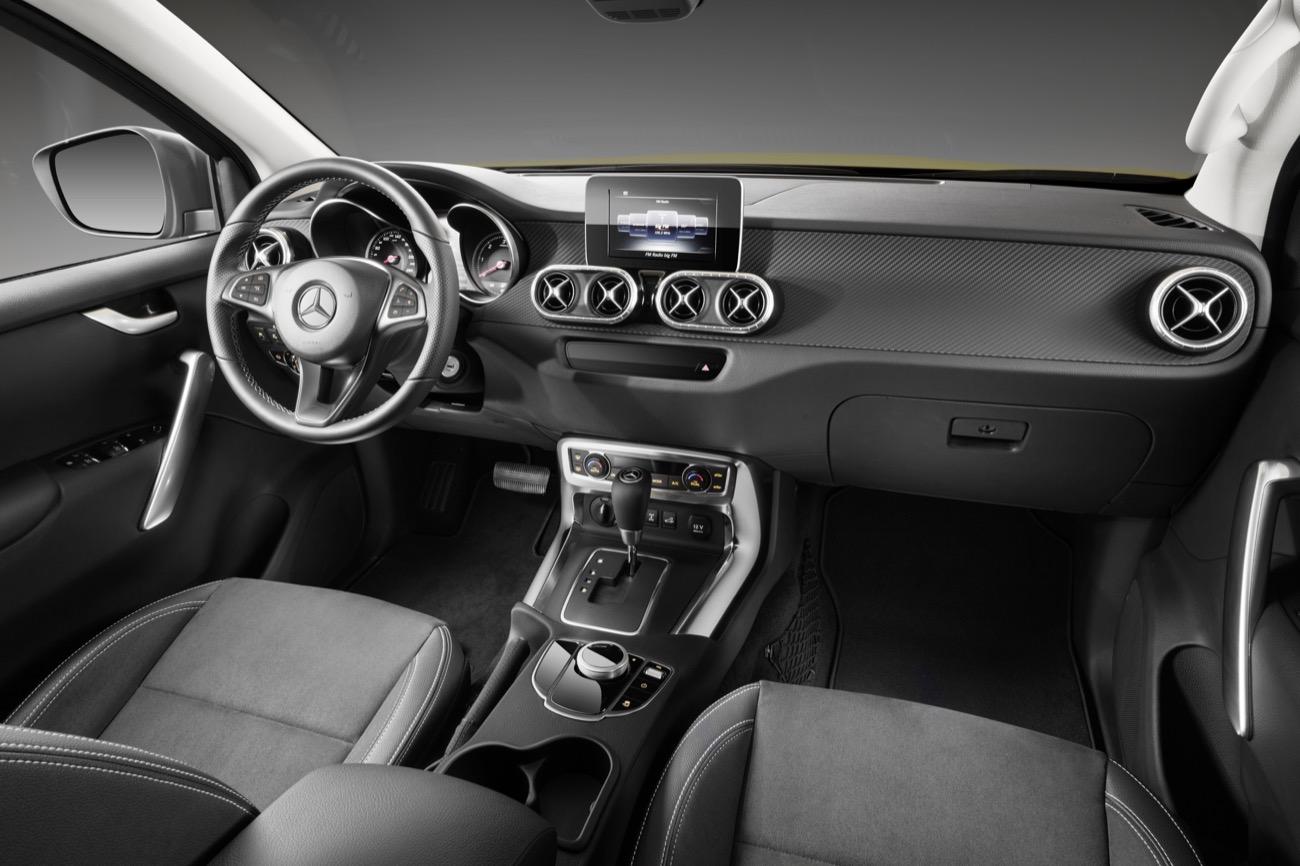 Mercedes Clase X