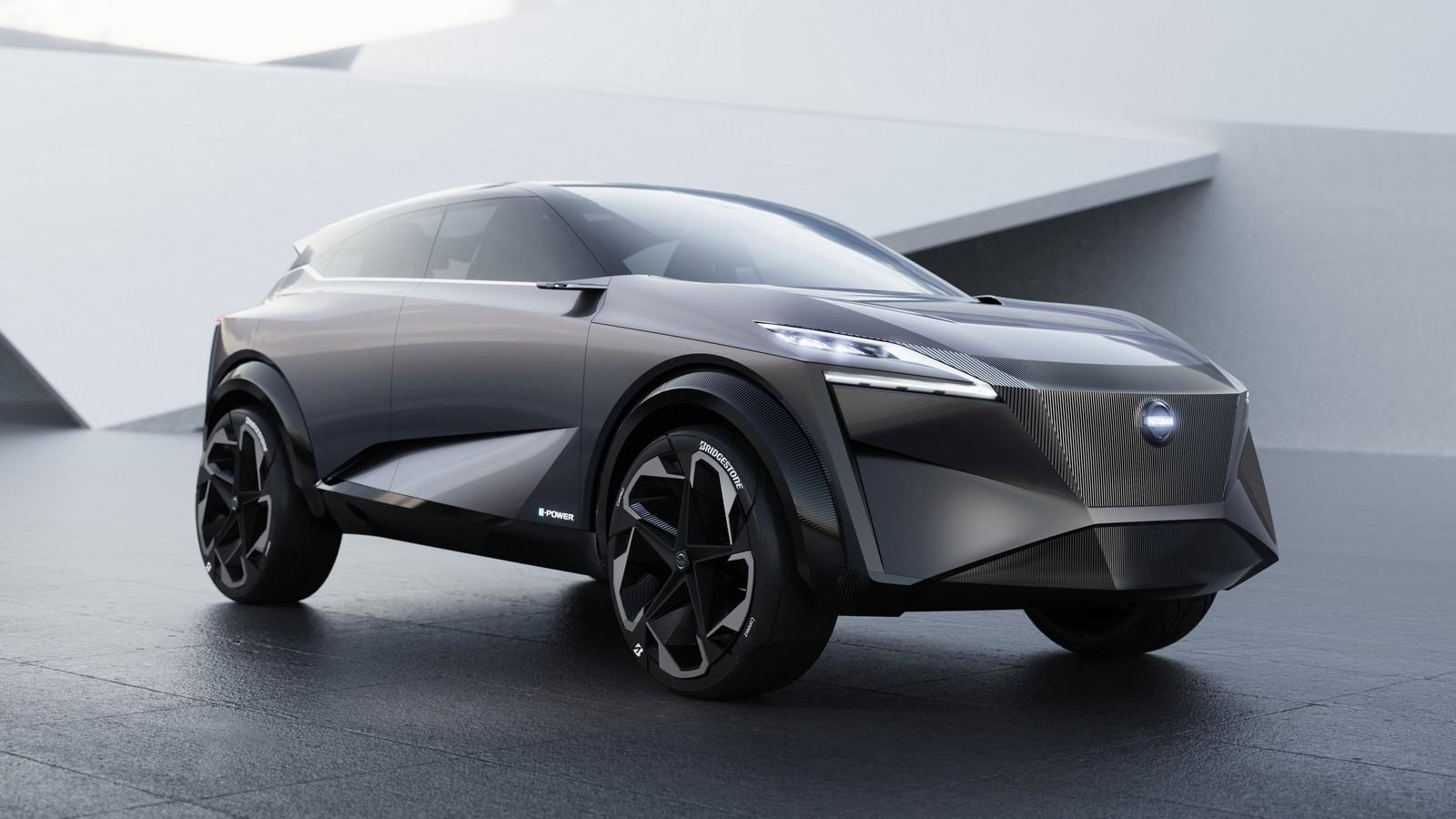 Nissan Imq Concept Car Ginebra (1)