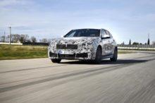 La próxima generación del BMW Serie 1 entra en su última fase de pruebas y se deja ver…con camuflaje