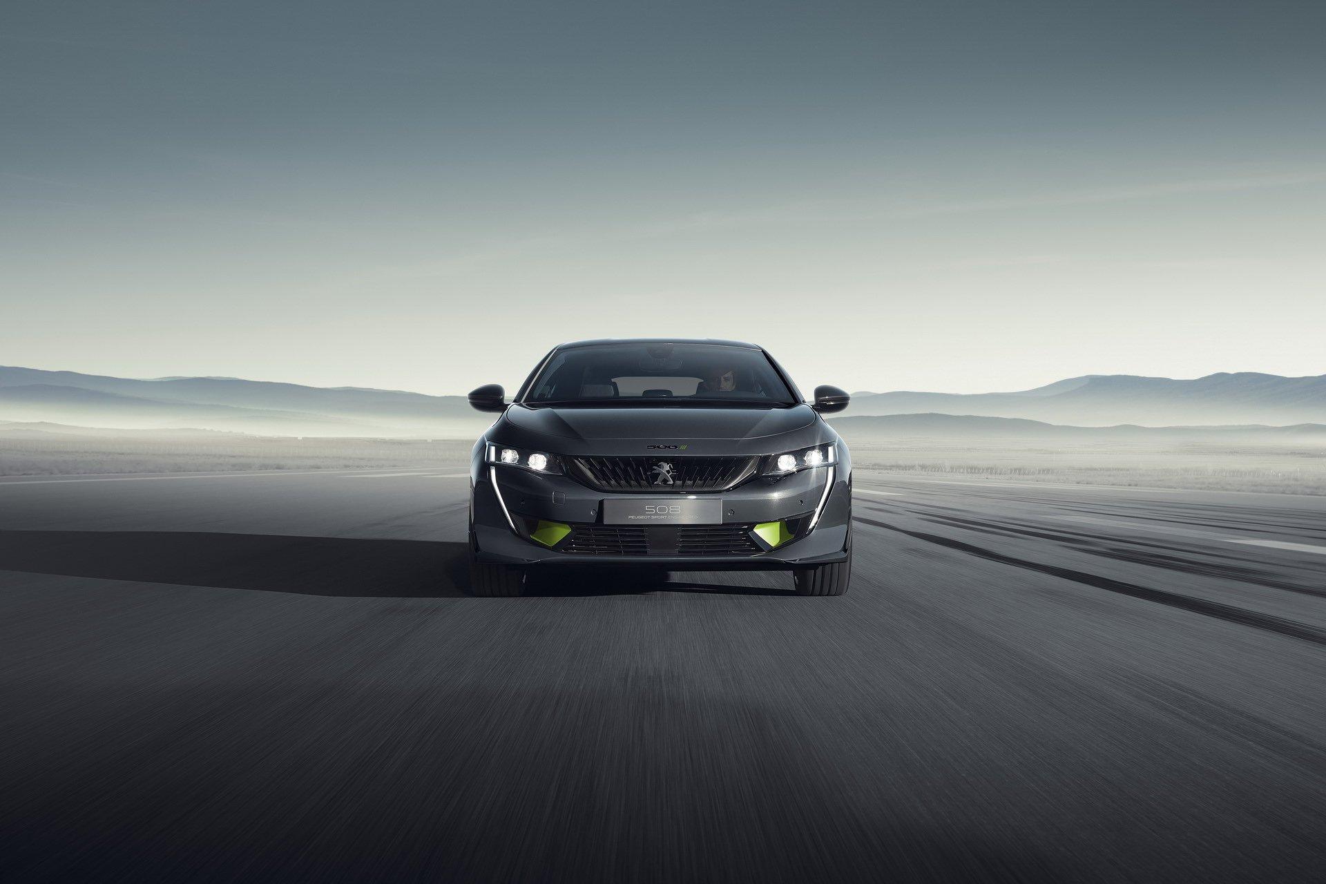 Peugeot 508 Sport Engineered Produccion (2)