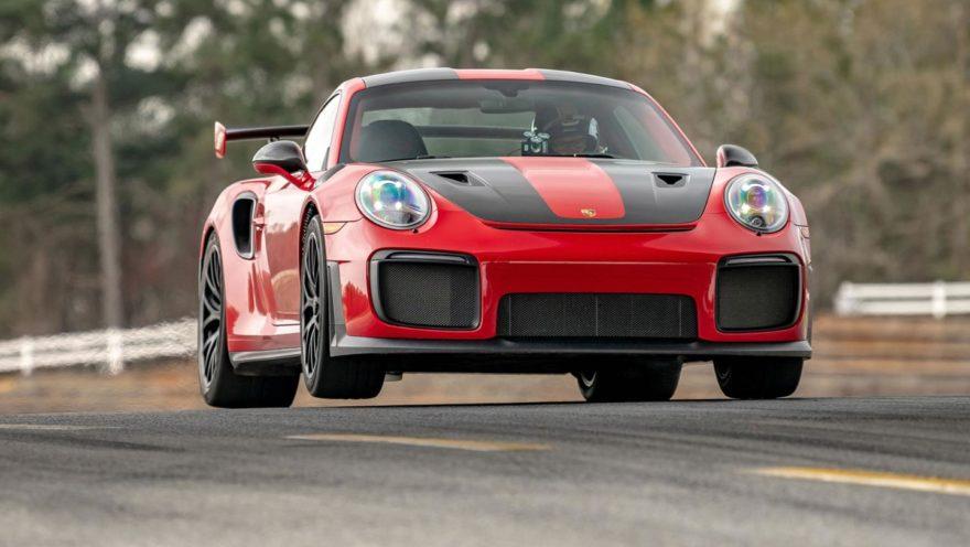 Porsche 911 Gt2 Rs Record Road Atlanta 01