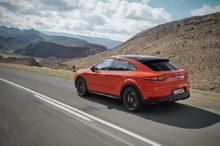 Llega el Porsche Cayenne Coupé, la variante más deportiva del SUV alemán