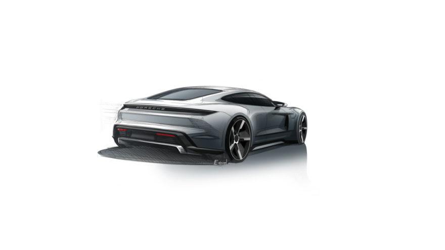 Porsche Taycan Boceto 02