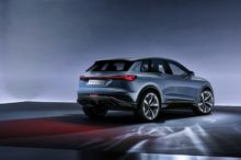 Audi Q4 e-tron, el SUV eléctrico aterriza en Ginebra