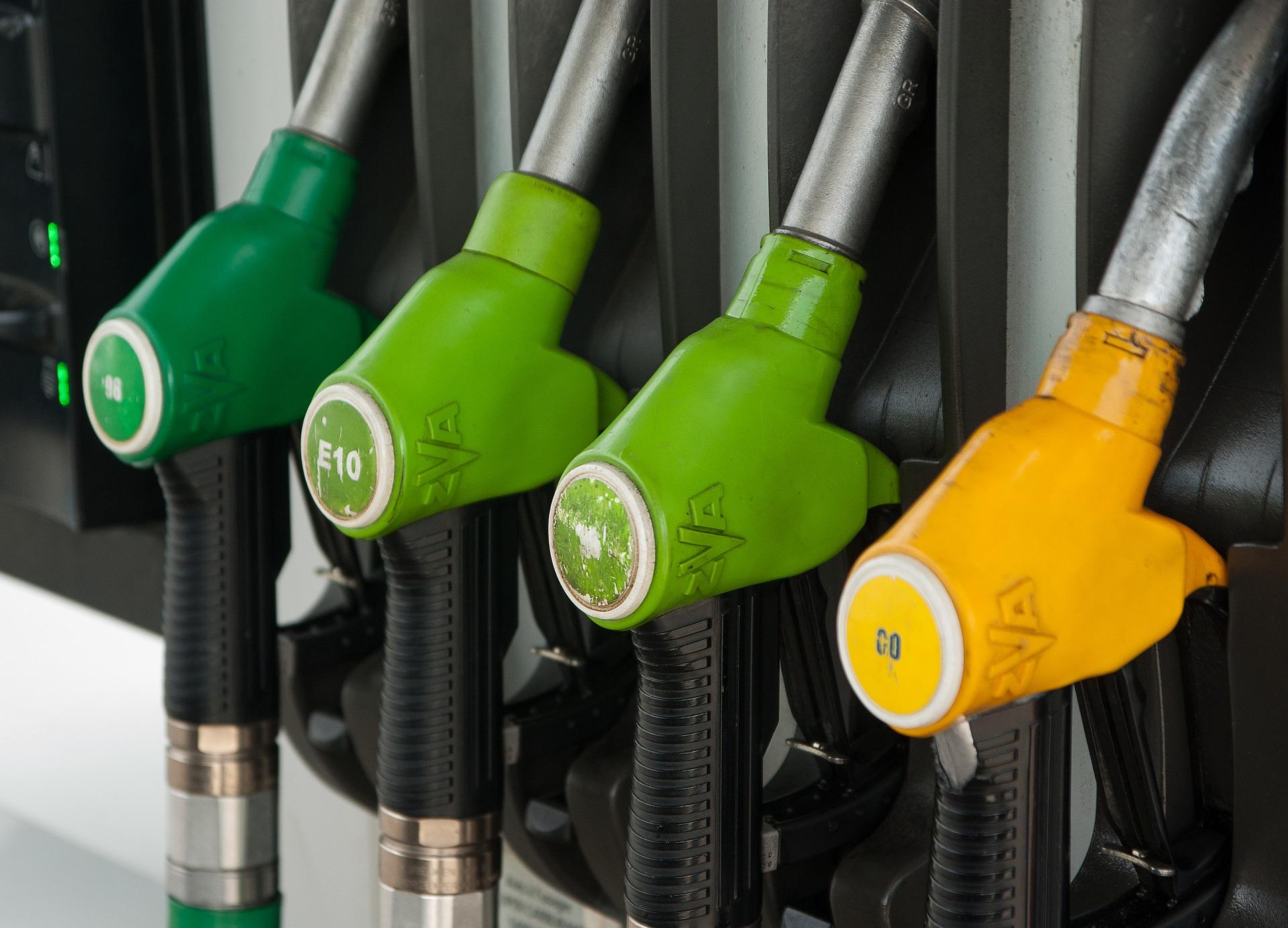 Repostar Gasolina Carretera