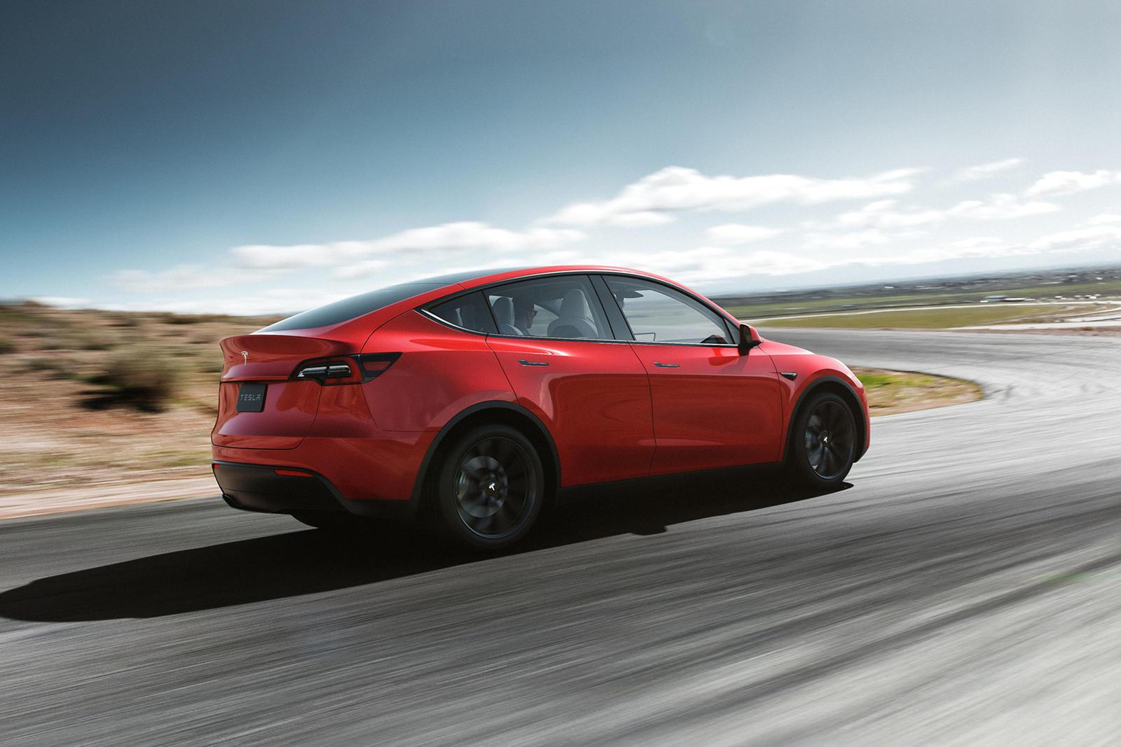 Tesla Model Y Nuevo Modelo Electrico 03