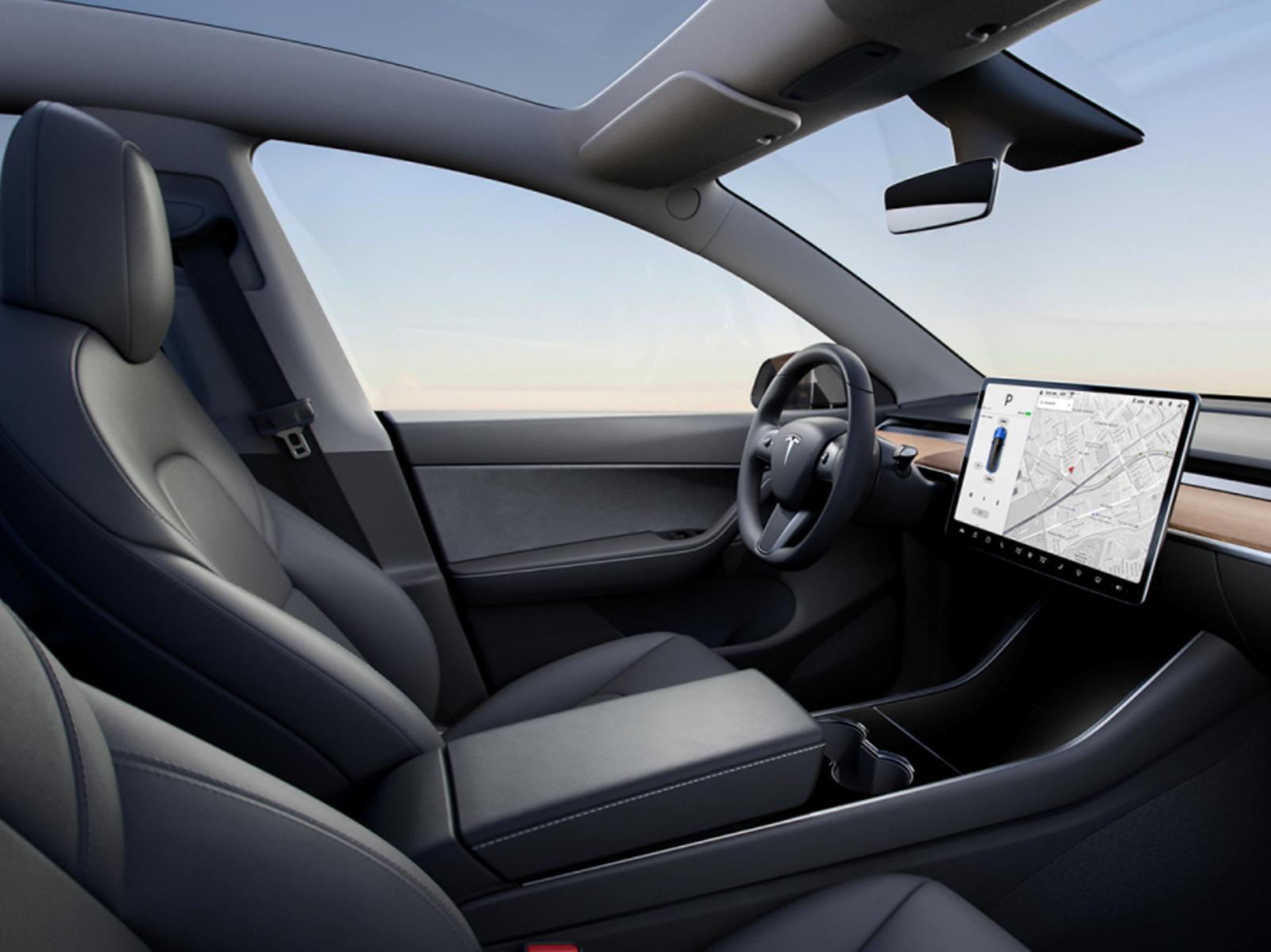 Tesla Model Y Nuevo Modelo Electrico 04