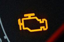 Testigo de avería del motor, ¿qué significa?