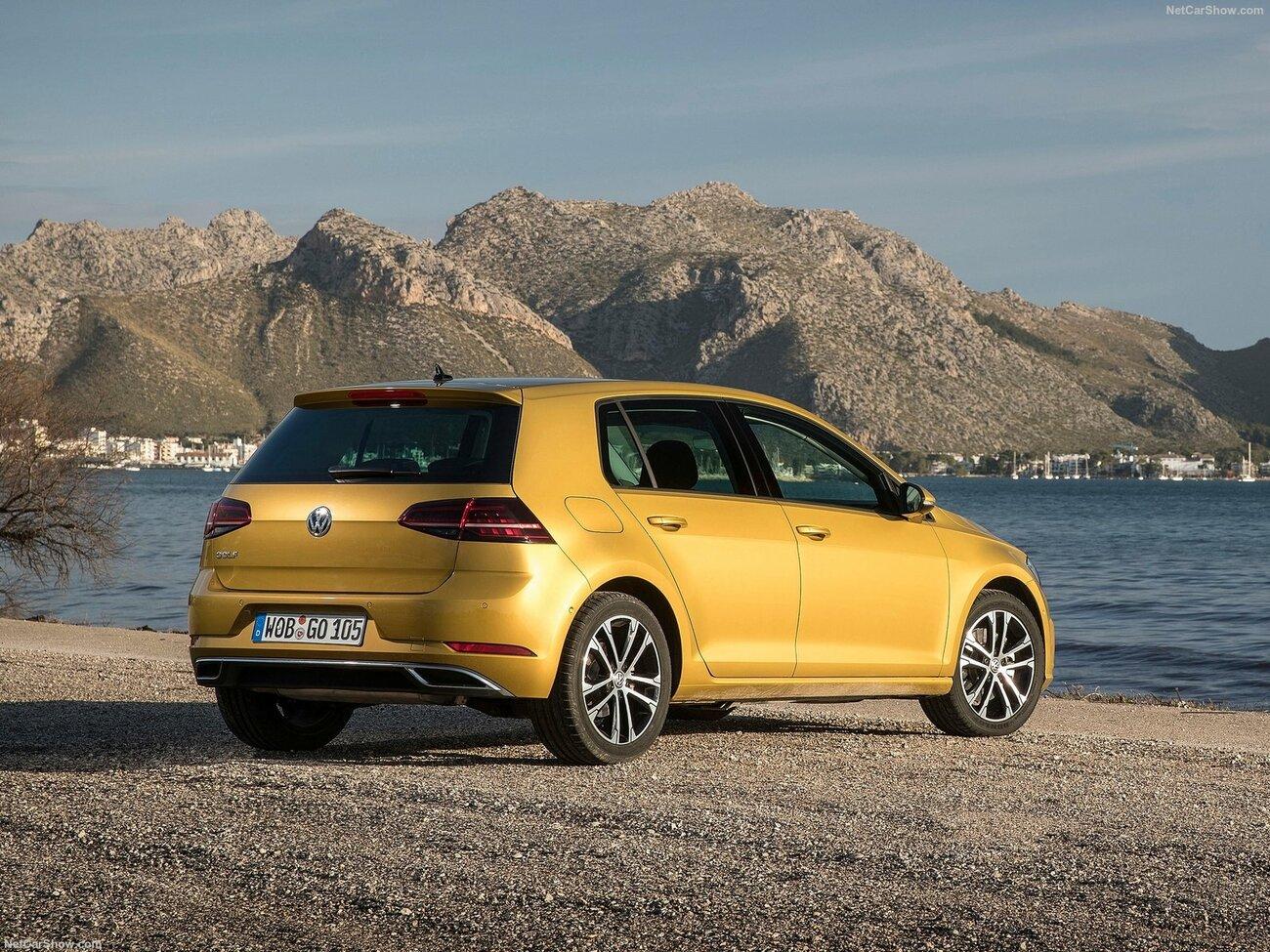 Volkswagen Golf TDI SCR