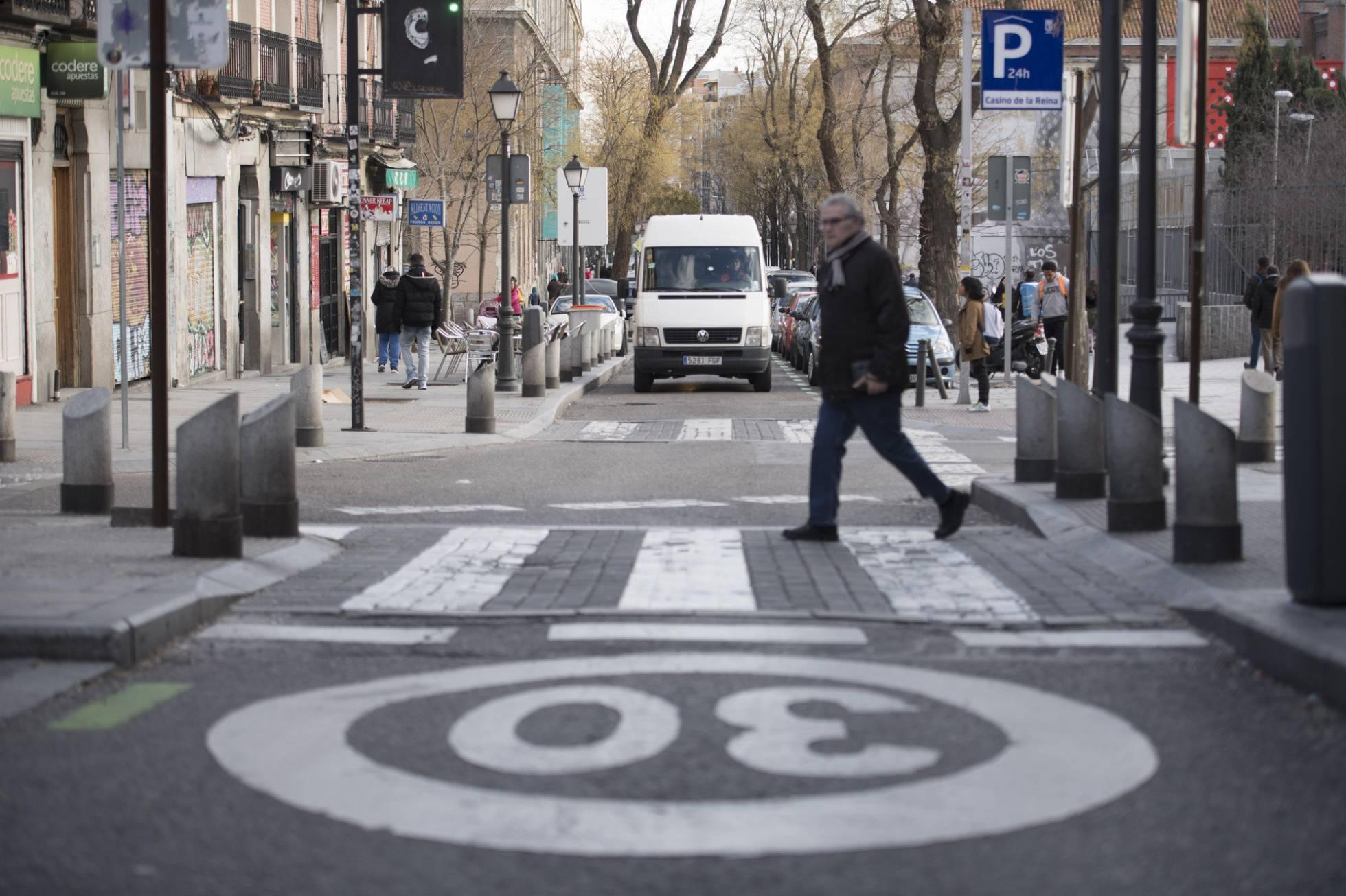 Zona 30 Madrid
