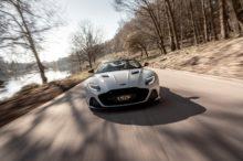 El Aston Martin DBS Superleggera Volante completa su gama con la versión descapotable