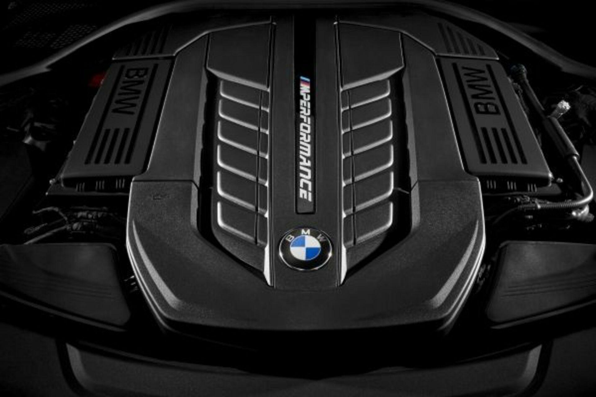 Bmw Seguirá Construyendo Motores V12