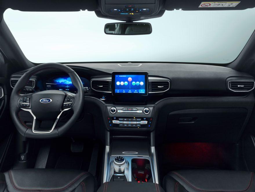 Ford Explorer Europa 2019 (13)
