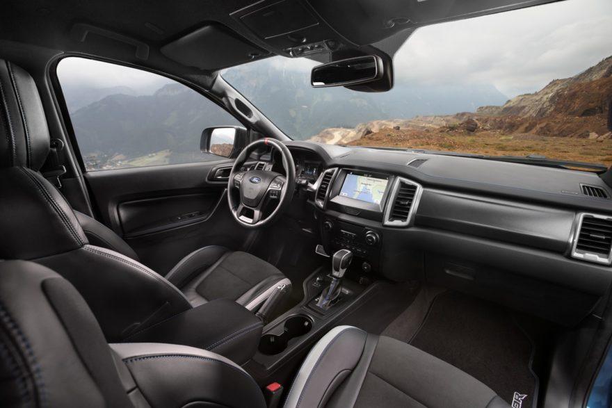 Ford Ranger Raptor 2019 (1)