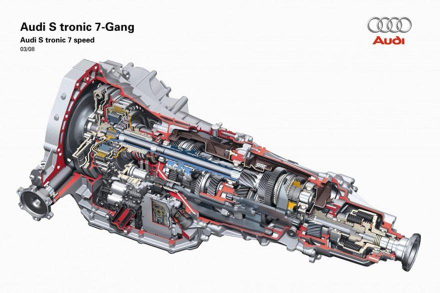 Audi S Tronic Doble Embrague